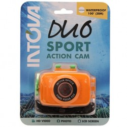 intova dual sport action cam