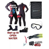 START KIT TOP OPEN WATER